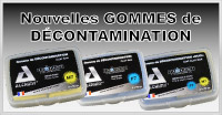 Gomme de décontamination Clay Alchimy